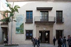 #Málaga #CarmenThyssen #Museum / All places of interest you'll find here: http://www.amazon.co.uk/M%C3%A1laga-Capital-Coast-Brigitte-Hilbrecht/dp/1517300533/ref=sr_1_1?s=books&ie=UTF8&qid=1456574193&sr=1-1&keywords=malaga