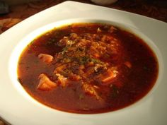 Cate o reteta pentru fiecare zi din Postul Pastelui - 48 de feluri de mancare de post Thai Red Curry, Supe, Pastel, Cooking, Ethnic Recipes, Drinks, Food, Vegans, Kitchen