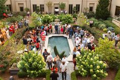 The scene at Grey Goose and Urban Daddy's Atlanta Summer Soiree