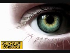 How to draw a realistic eye (Green Coloring).