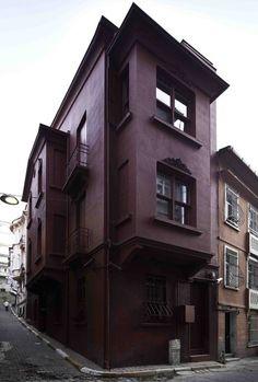 Istanbul, Turkey. Orhan Pamuk's Museum of Innocence.