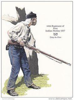 64th Regiment Of Foot 1857
