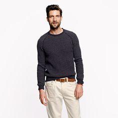 Galloway Norwegian sweater - sweaters - Men's New Arrivals - J.Crew