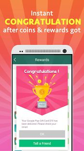 Gift Wallet - Free Reward Card- screenshot thumbnail