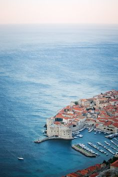One more from Dubrovnik (a. King's Landing from HBO's Game of Thrones), this time from a very windy morning. Taken at Dubrovnik, Croatia A few more . Places Around The World, Oh The Places You'll Go, Travel Around The World, Places To Travel, Travel Destinations, Places To Visit, Around The Worlds, Wanderlust, Magic Places