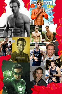 For all my fellow Ryan Reynolds lovers