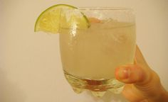 Guy Gourment: The Only Margarita Recipe You Need to Know... Natural sweet and sour mix not junk mix from the bar.