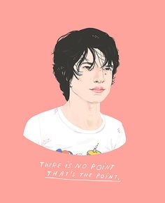 Ezra Miller - We need to talk about Kevin - print