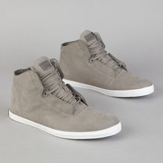 Vans Stovepipe (Hazybuck) Grey!