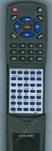 NAXA Replacement Remote Control for NTD1351, NTD1552, NTD2252 by Redi-Remote. $39.95. This is a custom built replacement remote made by Redi Remote for the NAXA remote control number NTD1351. *This is NOT an original  remote control. It is a custom replacement remote made by Redi-Remote*  This remote control is specifically designed to be compatible with the following models of NAXA units:   NTD1351, NTD1552, NTD2252  *If you have any concerns with the remote after pu...