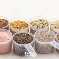 What superfoods can you add to your smoothies to make them more nutritious? Find out here! https://www.fmtv.com/smoothies