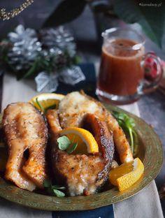 Absolutnie przepyszny karp w sosie miodowo-pomarańczowym. Musicie wypróbować ten przepis na nadchodzące święta! Zapraszam!