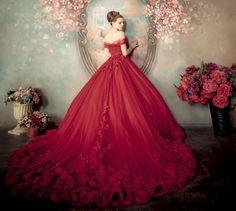 20 vestidos de noiva dignos de uma rainha | Casar é um barato