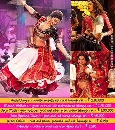 Get Deepika Padukone's Ram-Leela look!
