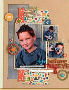 CREATE: Issue 12, January 2015 Scrapbook pages, cards, embellishments and more featuring Scrapbook Generation's exclusive sketches. Featured manufacturer: Jillibean Soup.