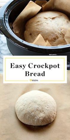 How To Make Bread in the Slow Cooker - Recipe | Kitchn