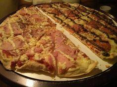 Pizza superfinas e deliciosas