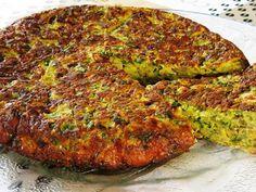 פשטידת חצילים פרסית מטוגנת
