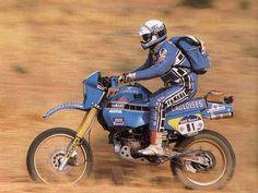 Jacky Vimond - Paris Dakar 1984