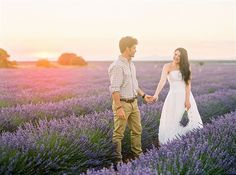 Lavender Field Couples Session in Spain by Natalia Ortiz Wedding Planner Spain Wine Presents, Wine Gifts, Wedding Themes, Wedding Venues, Photoshoot Themes, Wedding Abroad, Lavender Fields, Groom Style, Engagement Shoots