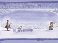 几米漫画绘本《向左走向右走》桌面壁纸  尺寸:1024x768  图片编号:3311-94805