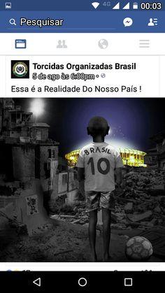Pobre do meu Brasil!