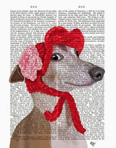 Greyhound with Red Woolly Hat, dog poster, dog decor dog illustration dog picture dog gift for dog lover dog Print dog art, greyhound print. Artist Canvas, Canvas Art, Wooly Hats, Dog Poster, Dog Illustration, Scrapbook, Red Hats, Dog Pictures, Wrapped Canvas