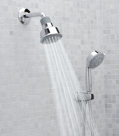 Grohe Relexa Rustic 27125000 100 Hand Shower with 5 Sprays in Chrome, Hand Showers