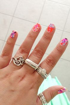 L'Oreal nailstickers love it so much!