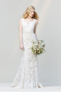 New Lace Wedding Dresses - Lace Wedding Gowns | Wedding Planning, Ideas & Etiquette | Bridal Guide Magazine