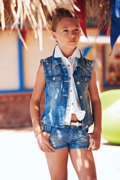 19 Best Kids guess fashion images | Kids outfits, Kids