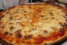 Bobby Flays Chicago Deep-Dish Pizza Dough; Throwdown Recipe Recipe - Food.com: Food.com
