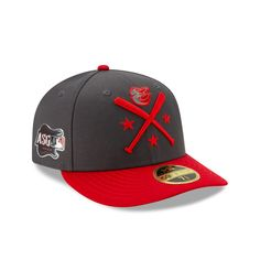 sale retailer 0a33c 1a96a New Era Cap · MLB · BALTIMORE ORIOLES ALL-STAR GAME WORKOUT LOW PROFILE  59FIFTY FITTED