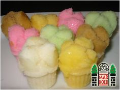 Indonesian cup cake