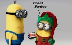 Froot pa-doo ?