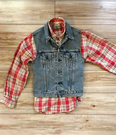 #Camisa de cuadros y #chaleco #Lewis #vintage #shop #store #shirt #denim #pic #Elche #spain #murcia #tienda