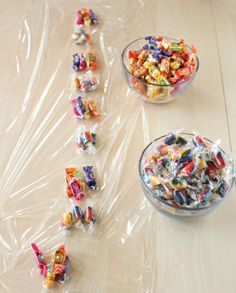 candy lei party favors
