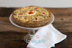 Low Carb Frühstücksquiche #keto #lowcarb #lchf #primal #glutenfrei
