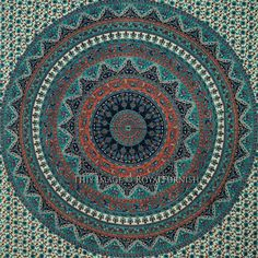 Buy bedroom dorm college bohemian mandala tapestry wall hanging bed cover at Royal Furnish at best price. Indian Tapestries are available into different designs, colors & styles. Grey Tapestry, Elephant Tapestry, Indian Tapestry, Bohemian Tapestry, Mandala Tapestry, Tapestry Wall Hanging, Boho Bedroom Diy, Bohemian Room Decor, Abandoned Mansion For Sale