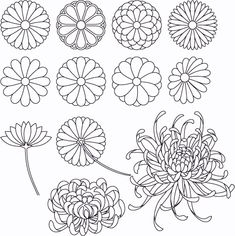 Japanese Embroidery Patterns Japanese patterns and designs are unique, sophisticated and mostly inspired by its rich nature. You see them in each corner of Japan which adds the taste . Chinese Patterns, Japanese Patterns, Japanese Design, Japanese Art, Japanese Sleeve, Tattoo Japanese, Sashiko Embroidery, Japanese Embroidery, Hand Embroidery Patterns
