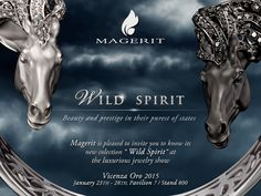 We are pleased to invite you to pass by our stand in #VicenzaOro2015 #Magerit #jewelry #fair #MageritJoyas #Vicenza
