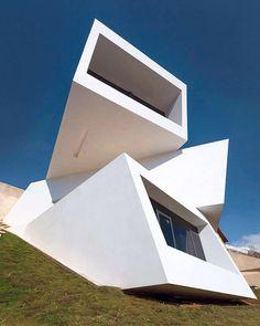 mosha house new wave architecture