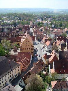 Nordlingen – Nördlingen, Germany   Atlas Obscura