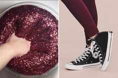 Make Some Slime And We'll Reveal Which Color Converse You Should Own
