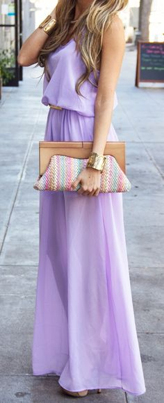 Anything purple (especially lavender) completely steals my heart. Adore this.