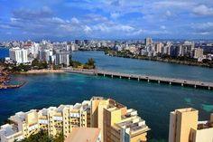 My favorite beach in the entire world... LA playita  del Condado! I wish I was there right now...