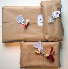 Wrapping presents | Alma Schouman's blog