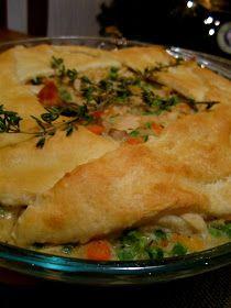 Stephanie Cooks: Chicken Pot Pie