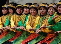 Saman-Traditional Dance NAD Indonesia