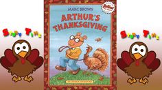 Arthur\'s Thanksgiving | Holiday Story Book